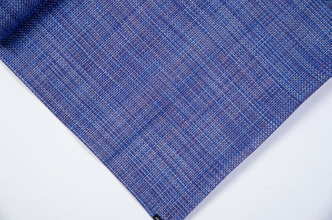 Chilewich blueberry bamboo table runner