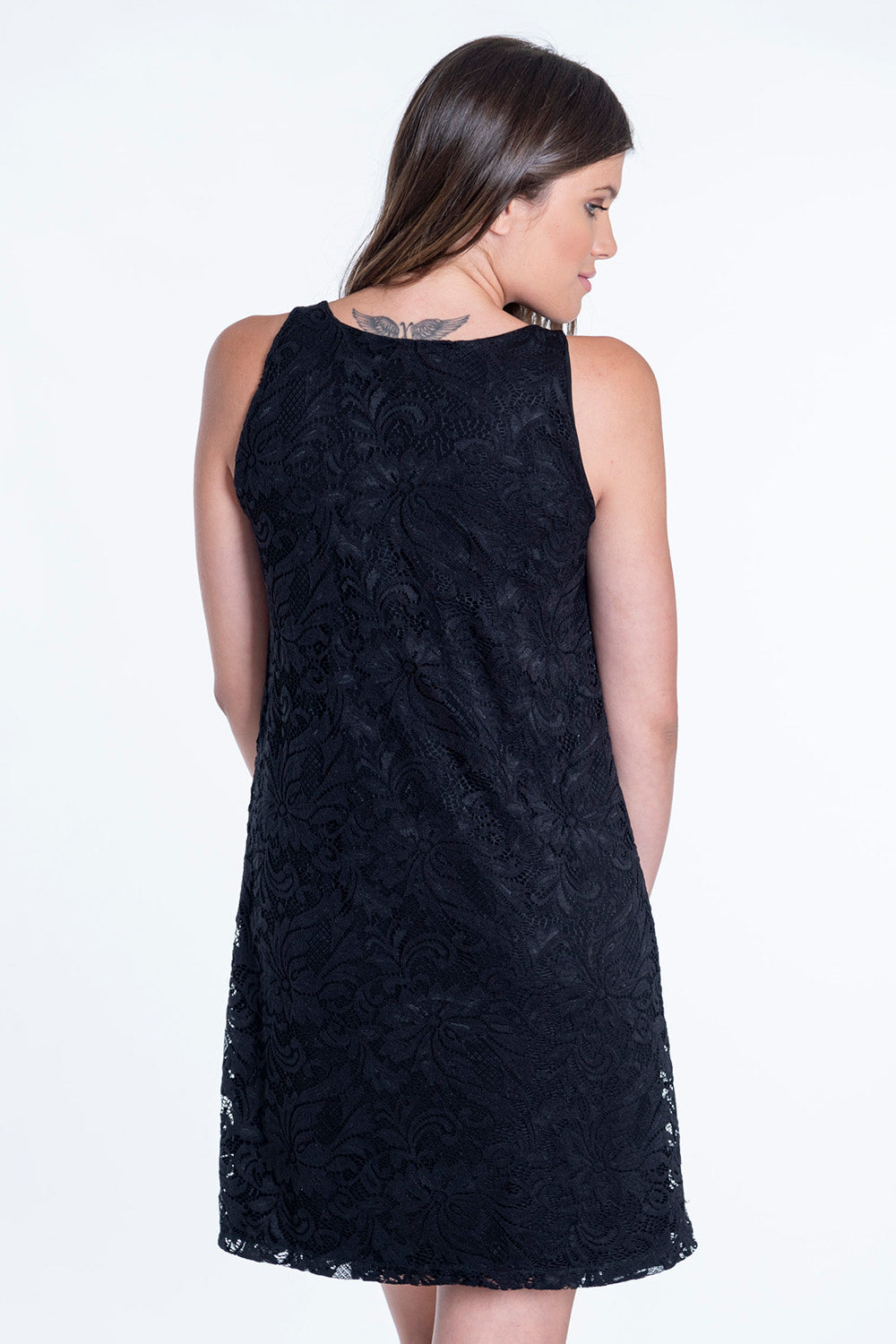 Bojo lace dress in A-line
