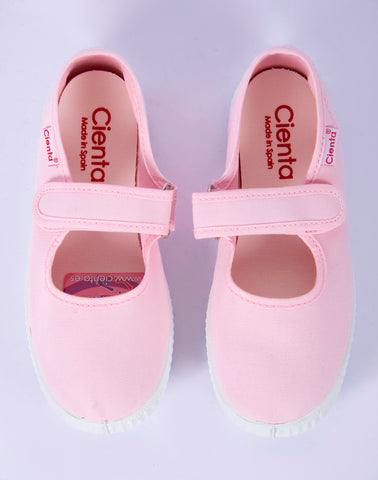 Cienta pink mary janes