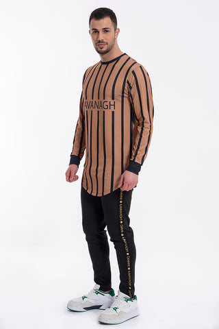 Kavanagh  tracksuits with side stripe