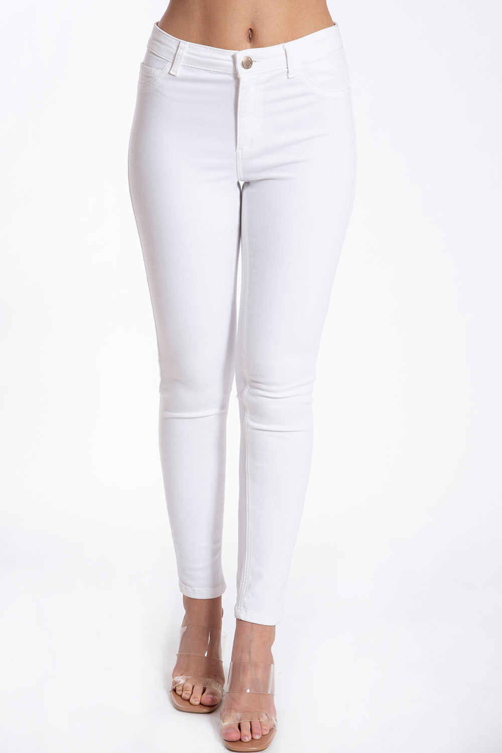 Relish high rise skinny trousers
