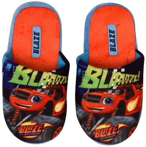 Blaze and the master machines slippers