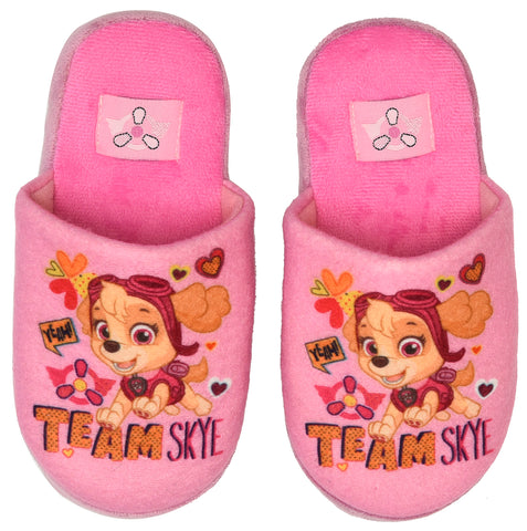 Paw Patrol Team Skye slippers