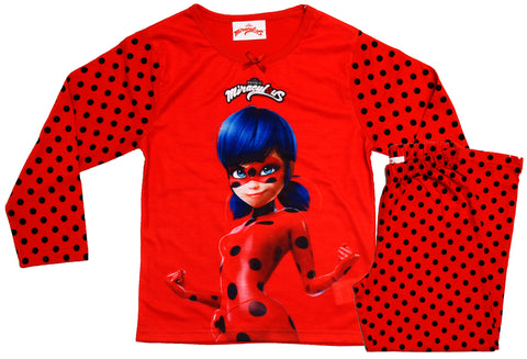 Miraculous polka set of pyjamas
