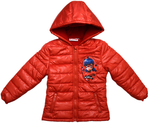Miraculous parka with inner fleece and hood
