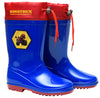 Dinotrux rainboots with drawstring
