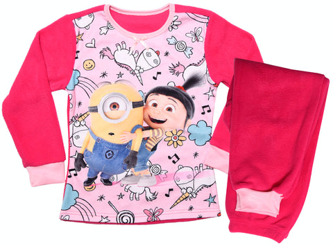 Minions Agnes and minions pyjamas set