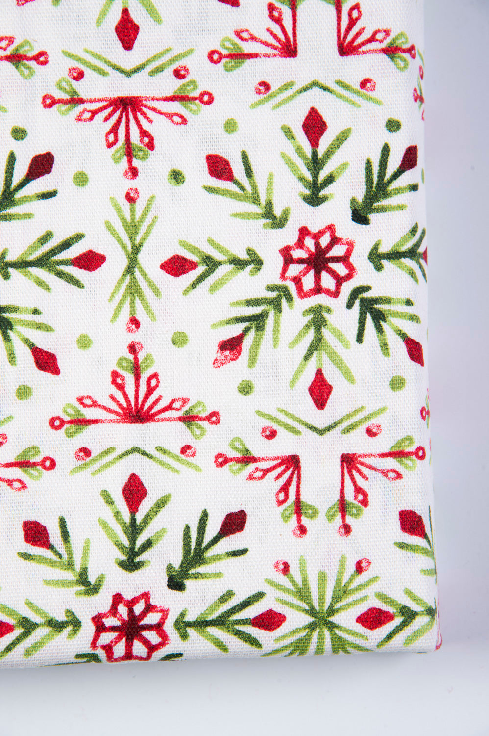 Fiesta Holiday tablecloth in festive pattern