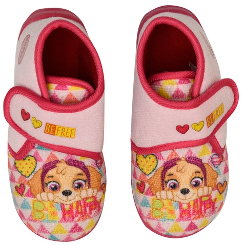 Paw Patrol Skye scratch slippers