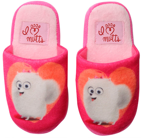 The Secret Life of Pets slippers with Gidget