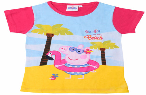 Peppa Pig Ready for the Beach t-shirt