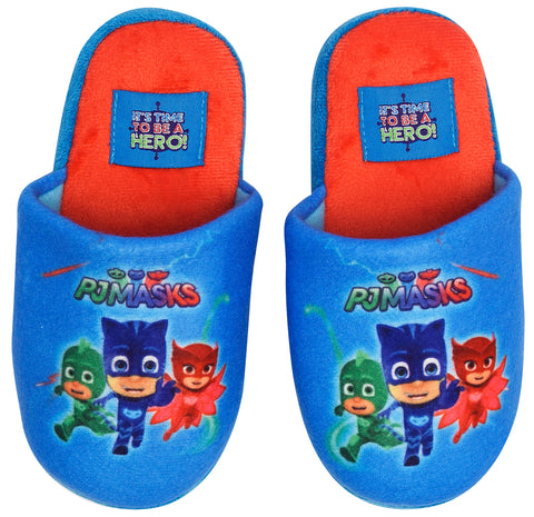 PJ Masks slippers with heroes design