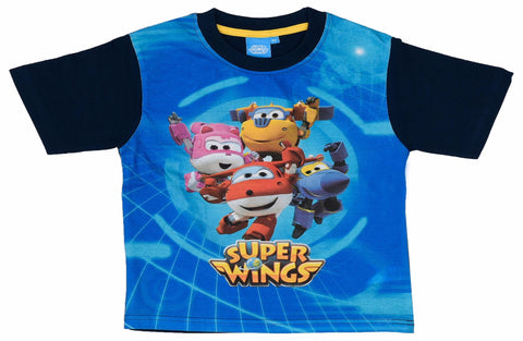 Jet Superwings t-shirt