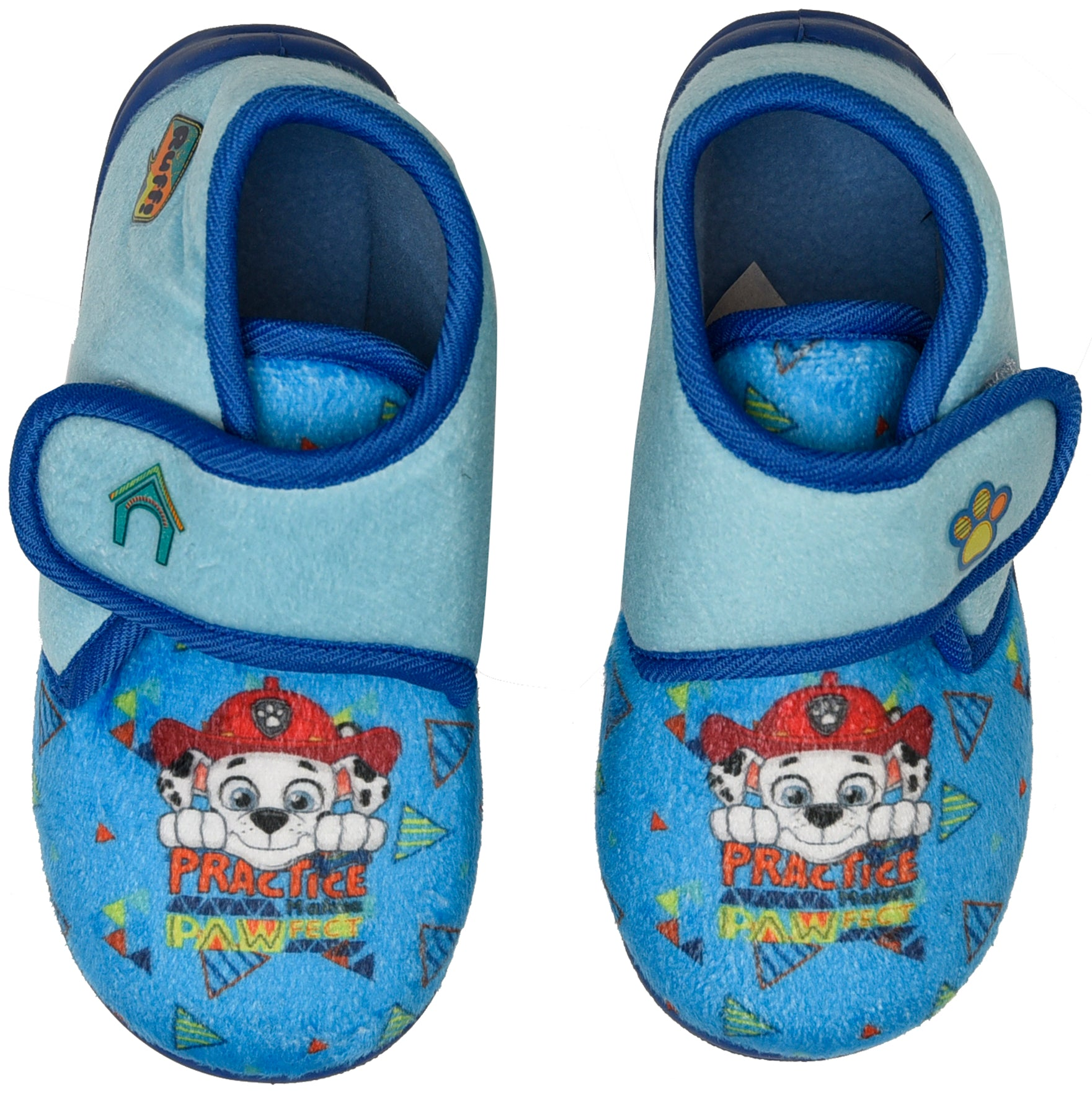 Paw Patrol Ruff scratch slippers