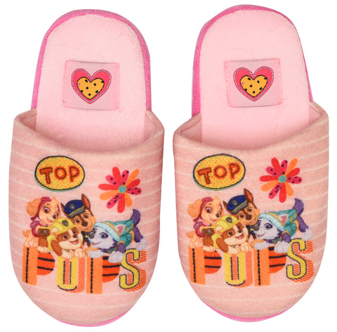 Paw Patrol Top Pups slippers