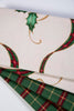 Lenox holiday nouveau quilt set of 4 reversible napkins