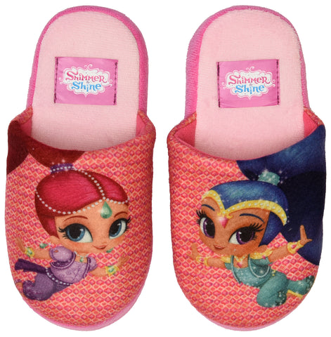Shimmer and Shine heroes slippers