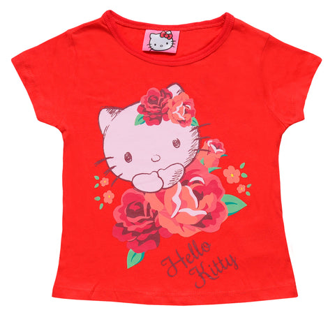 Hello Kitty roses t-shirt