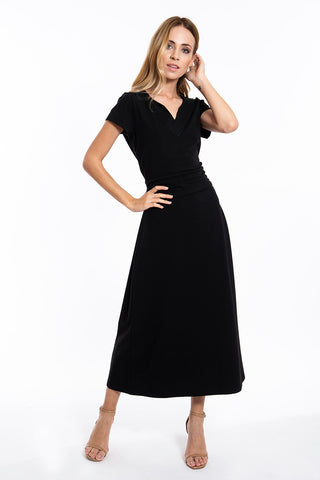 Malvin everyday midaxi dress in A line