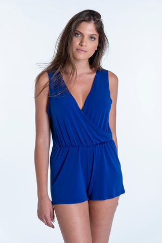 Bojo wrap front playsuits