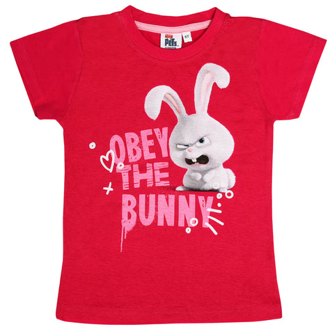 The Secret Life of Pets Snowball t-shirt