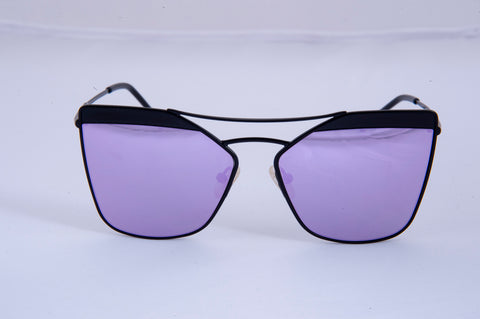 Charlett funky aviator oversized sunglasses
