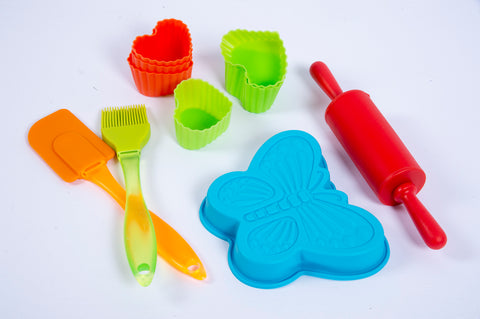Batterfly silicone bakery kit