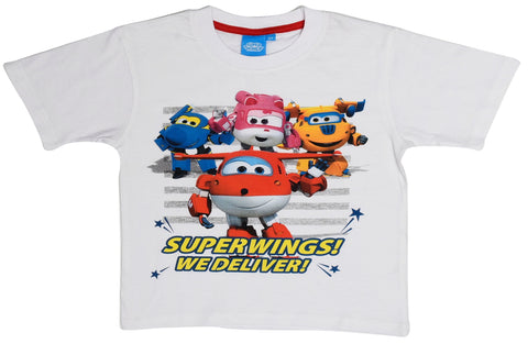 Jet Superwings fun t-shirt