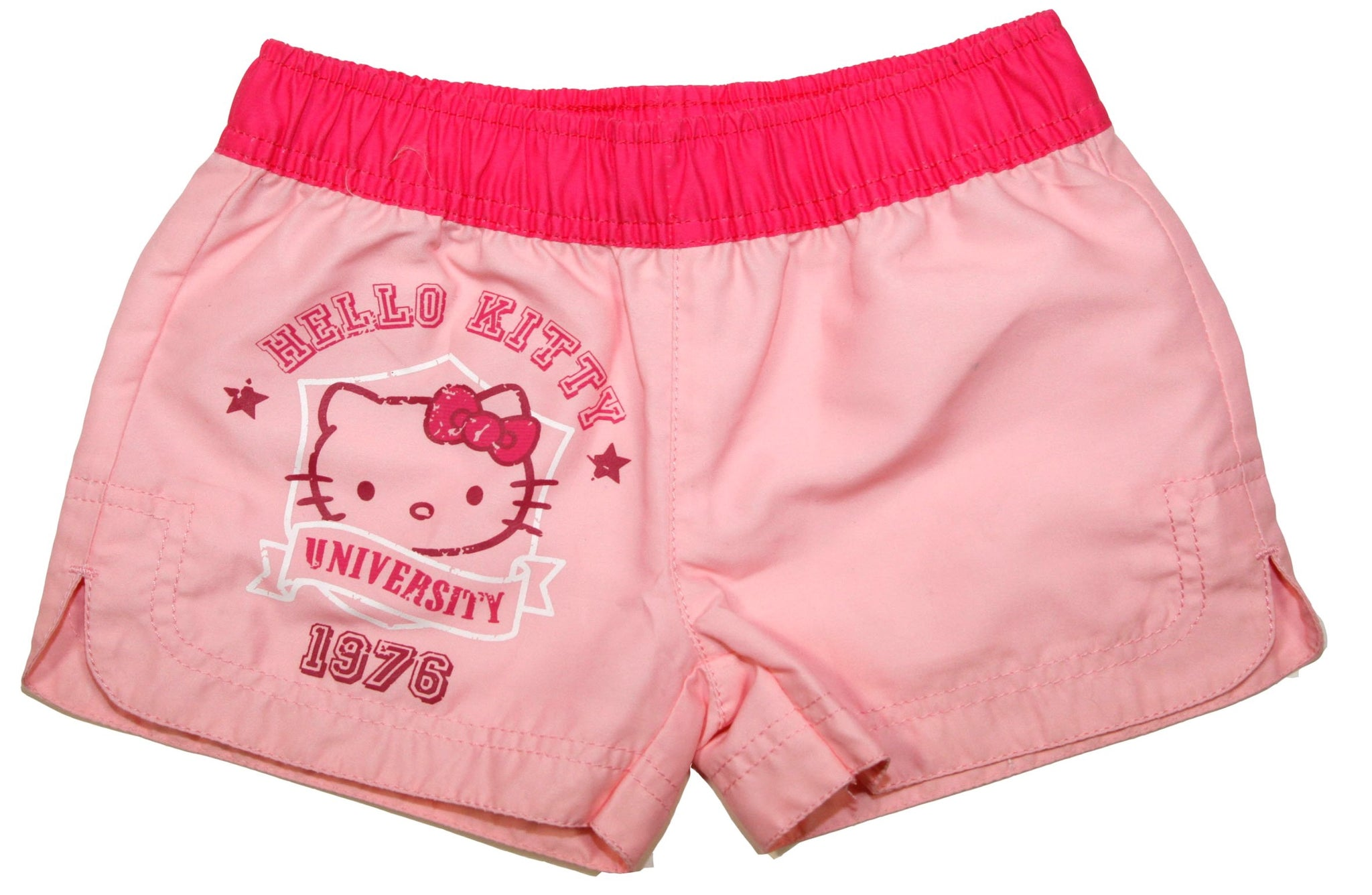Hello Kitty pink shorts