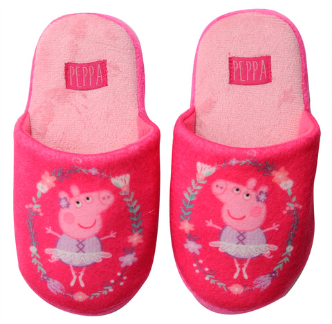Peppa Pig slippers with ballerina Peppa