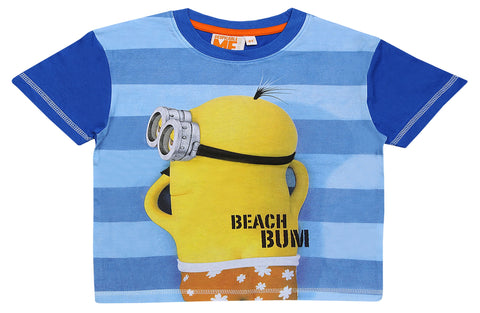 Minions beach bum t-shirt