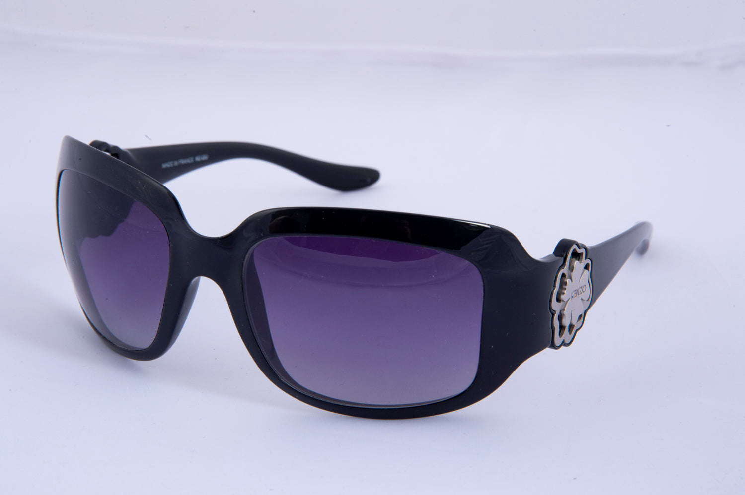 Kenzo oversized rectangular sunglasses