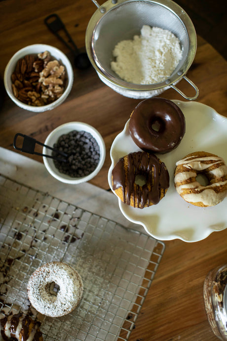 Devastatingly Delicious & Easy Donuts