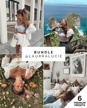 @LAURRALUCIE | ALL-IN-ONE BUNDLE