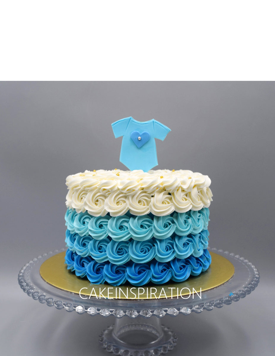 Children Custom Cake Series Topper Collection Design 7 Ombre