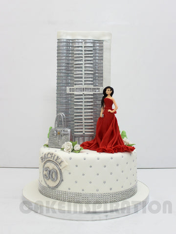 CUSTOMIZED CORPORATE COLLECTION / Full Hand-Crafted Condominium and Model Figurines