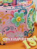 CUSTOMIZED CHILDREN COLLECTION / colorful fiesta brazilian style