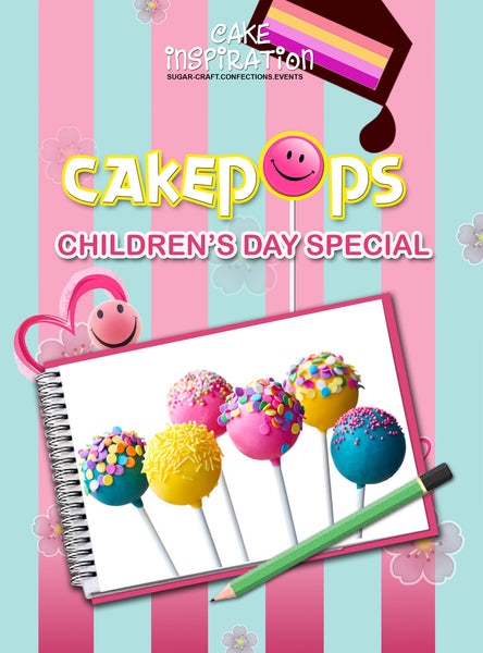 rainbow theme dense assorted favored color cake pops 5cm dia each