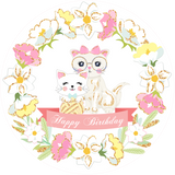MOM & ME Mother's day collection - Design B ROMANTIC DREAMS ( Pink Lavender White Rosette Design )