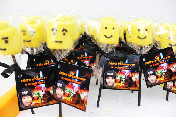 Smiley Cakepops