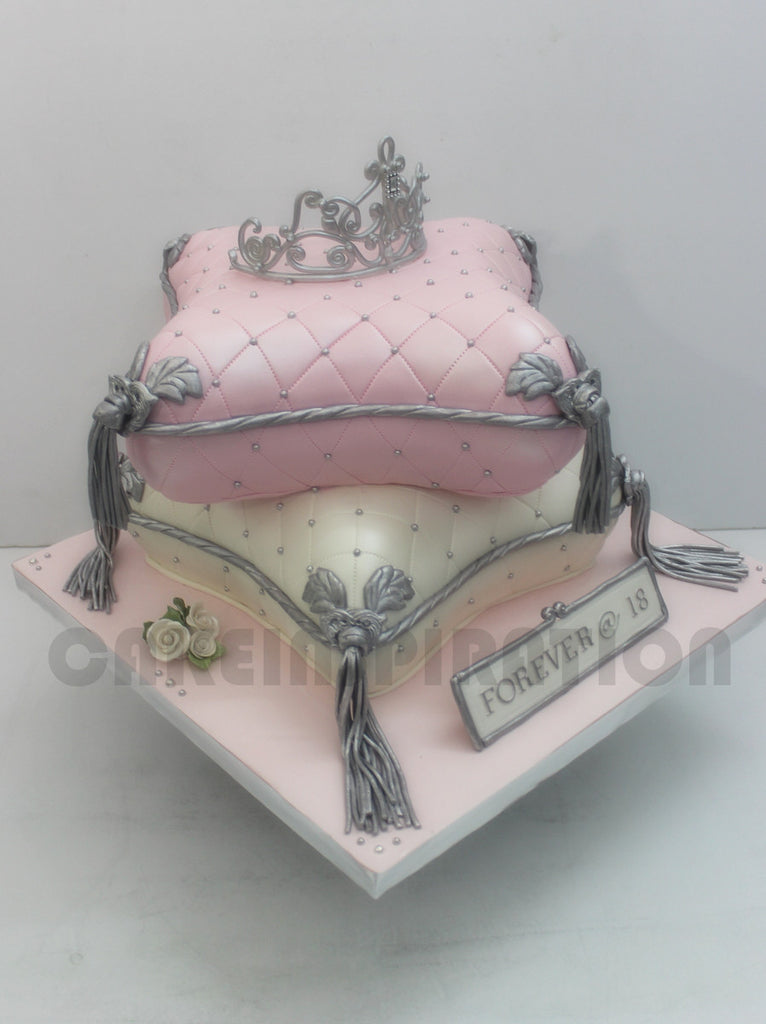 Customized 3d Cake Collection Classic Pillow Style 3d Pillow Cake