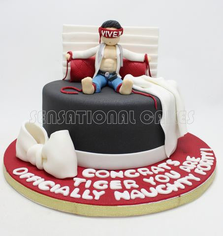 CUSTOMIZED naughty adult COLLECTION /3d collection / 50 shades of grey cake