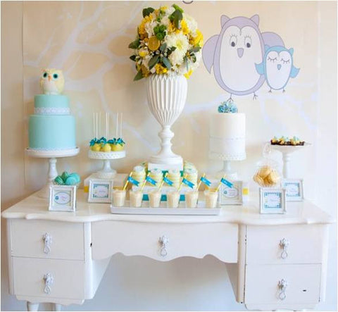 dessert table COLLECTION / OWL THEME PROPOSAL / OWL THEME