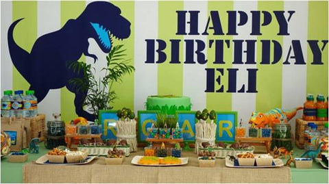 dessert table COLLECTION / DINOSAUR THEME PROPOSAL / T-REX THEME