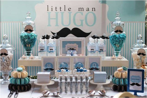 dessert table COLLECTION / COLOR ( PASTEL BLUE ) THEME PROPOSAL