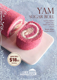 Sweet Yam Sugar Roll
