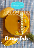 Golden Mango LIME Newyork cheesecake deluxe ( NEW )