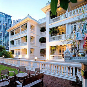 Our favorite hotel in Bangkok