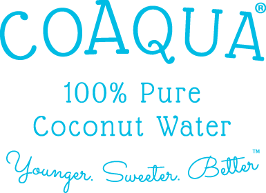 CoAqua - The world's best tasting coconut water.
