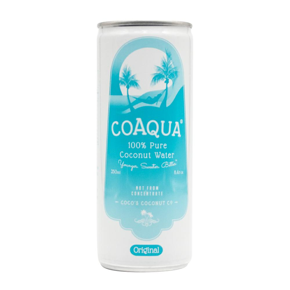 Coaqua coconut water